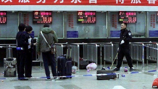 Image Gallery kunming china stabbings