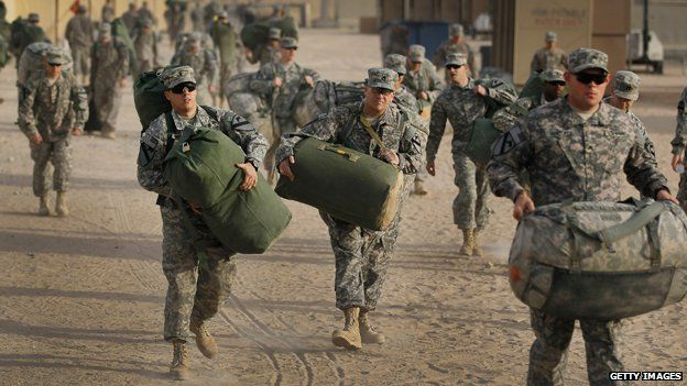 What are some bad about leaving Iraq?