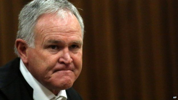 Barry Roux Quotes Barry Roux Defence Lawyer
