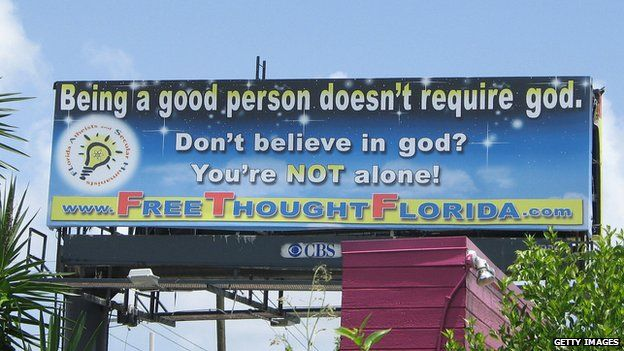 Florida billboard -