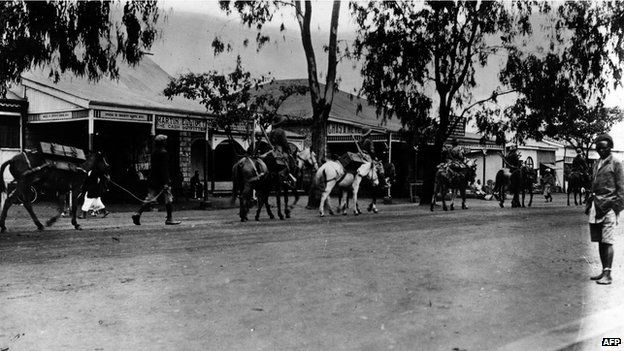 British Colonialism in Kenya Kenya Was a British Colony