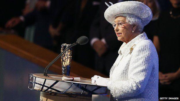 queen's christmas speech 2013 iplayer tv