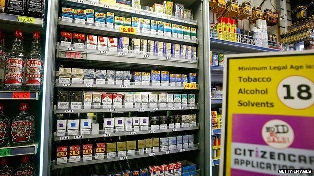 Price carton cigarettes Marlboro England