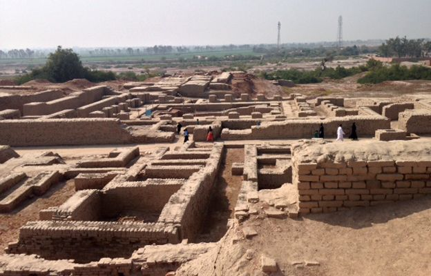 A Visit To Mohenjo Daro Essays