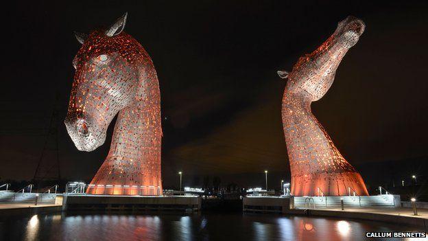Scotland - attractions and landmarks | Wondermondo