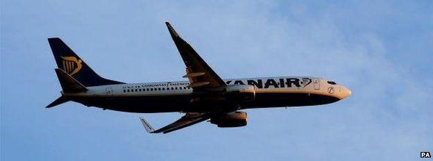 Ryanair financial analysis
