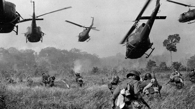 Attack on Viet Cong