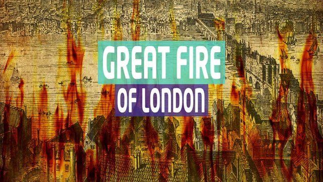 Image result for newsround great fire of london