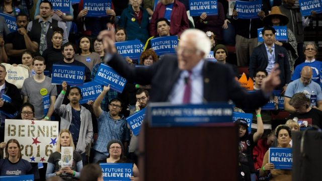 Will Bernie Sanders' enthusiasm be curbed?