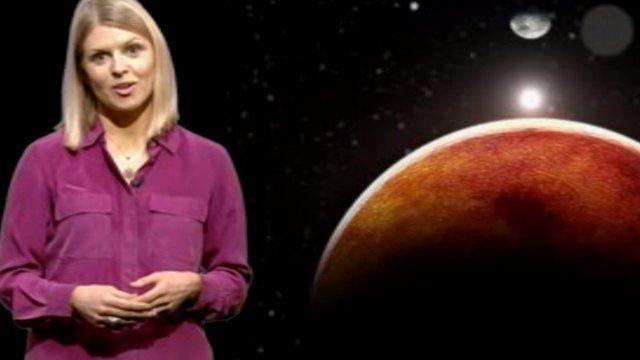 BBC science reporter Victoria Gill