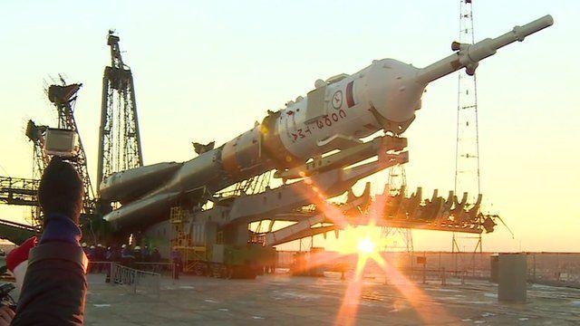 Soyuz space craft