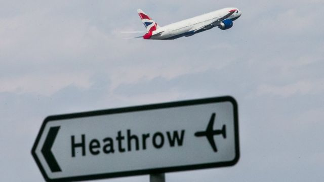 New Heathrow runway may be built above the M25