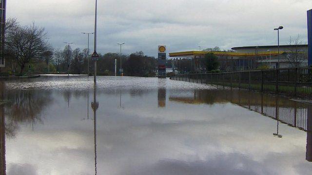 Cumbrian Floods