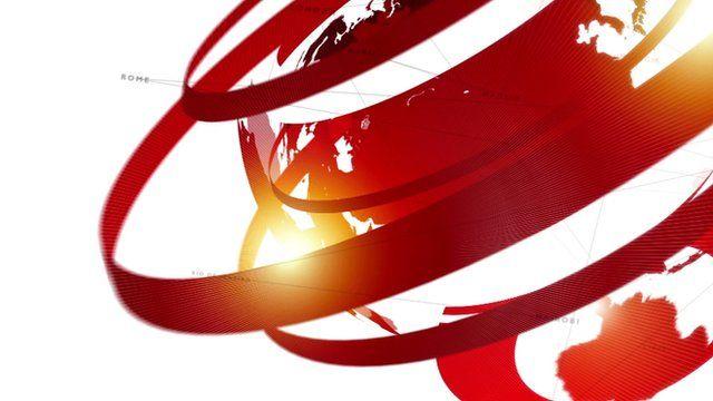 syrian refugee reads poem bbc news
