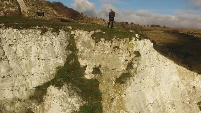 Kamal Ahmed in Dover