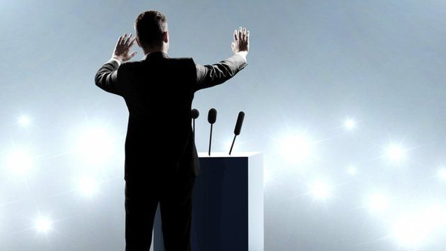 Public Speaking Tips?