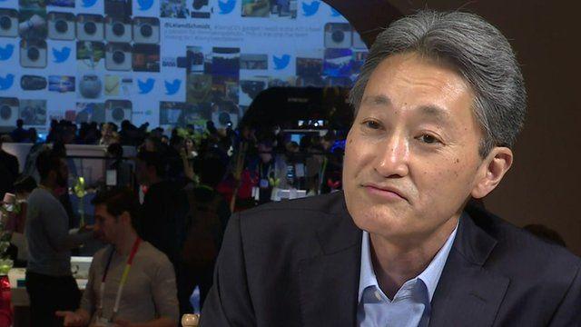 Sony's Kaz Hirai