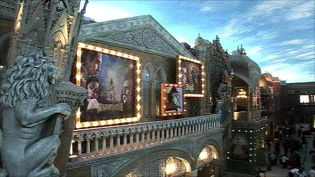 Bollywood theme park