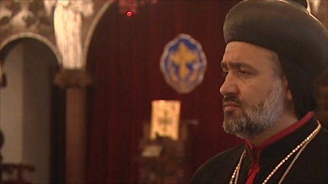 Archbishop Athanasios Dawood