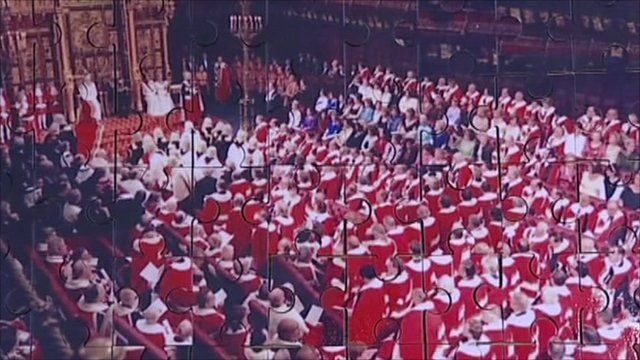 House of Lords jigsaw