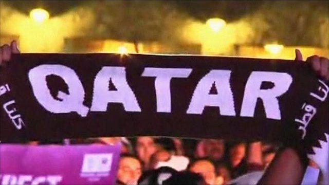 Qatar celebrations
