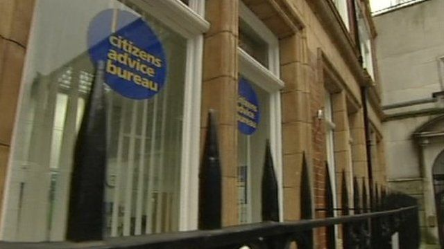 Citizens Advice Bureaux funding to be spiked