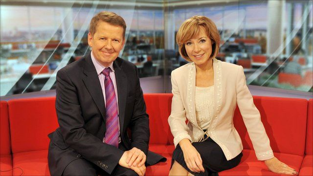 Bill Turnbull and Sian Williams