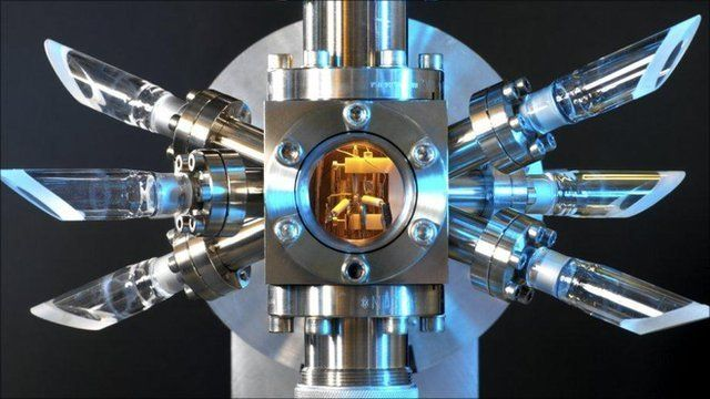 Atomic clock (NPL)