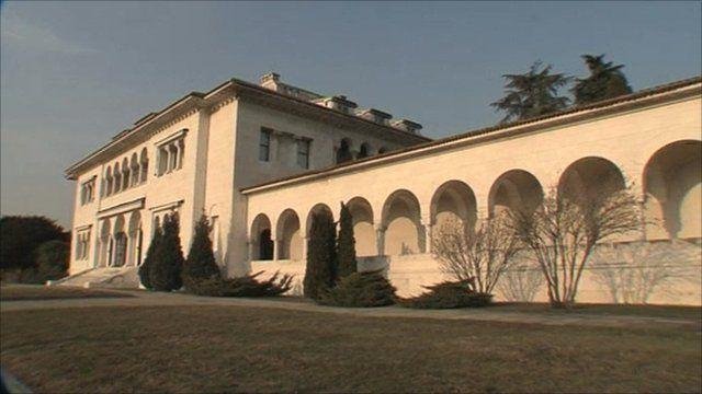 Serbian Royal Palace