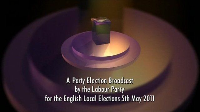 Election broadcast