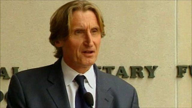 The IMF's David Hawley