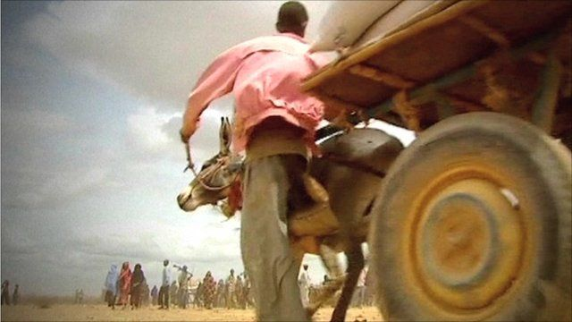 More than 10 million people have been affected by the drought in the Horn of Africa