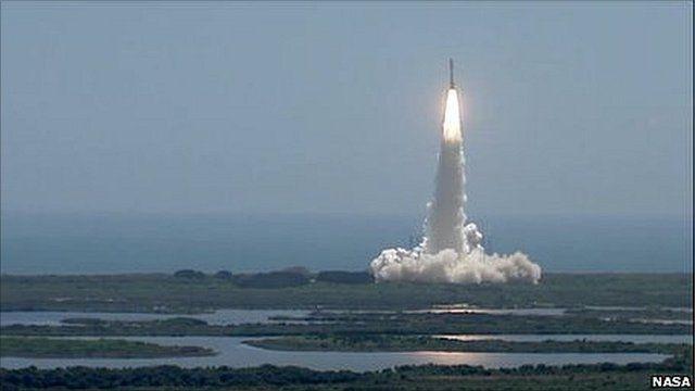 Juno spacecraft at Cape Canaveral