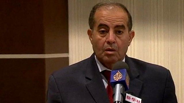 Libyan Prime Minister Mahmoud Jibril