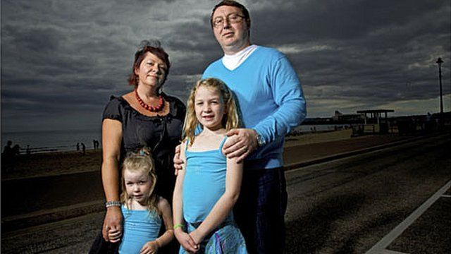 Bankruptcy leaves family struggling to get by on 163 40 000 bbc news