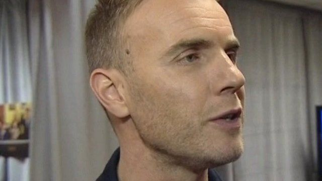 Take That's Gary Barlow helped organise the live charity concert, Children in Need Rocks