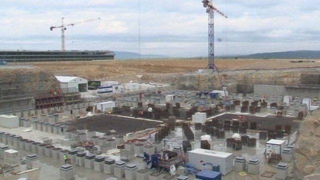 ITER site