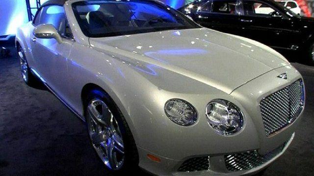 Detroit Motorshow