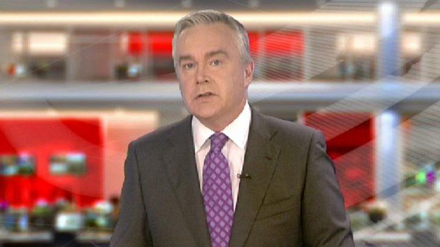 BBC newsreader Huw Edwards explains the essentials of writing news.