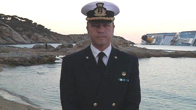 Commander Cosimo Nicastro