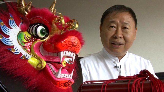Feng Shui master Raymond Lo