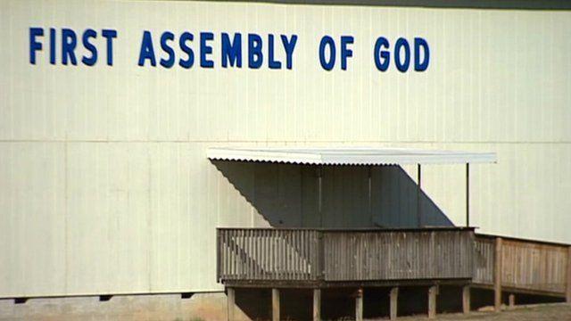 A church in South Carolina