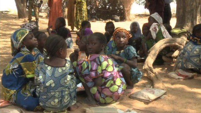 Children in Niger