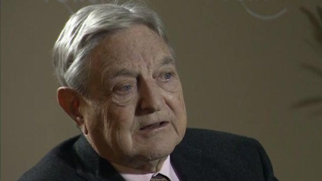 George Soros warns of lost decade for European Union