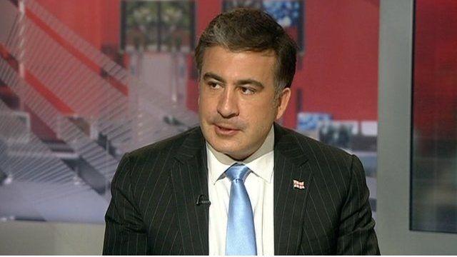 President Saakashvili