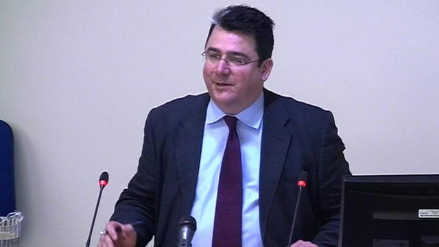 The man behind political website Guido Fawkes, Paul Staines