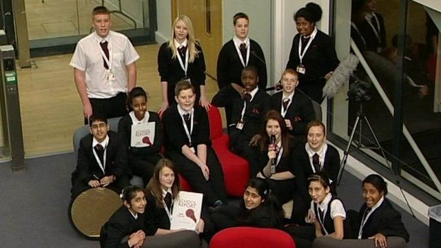 School Reporters from Stockley Academy
