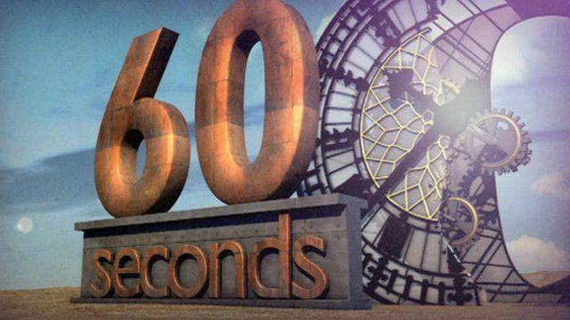 60 seconds logo