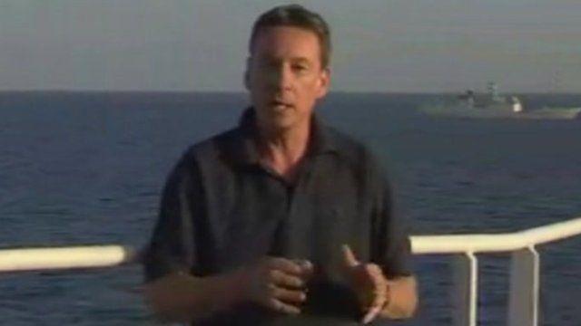 BBC Security Correspondent Frank Gardner