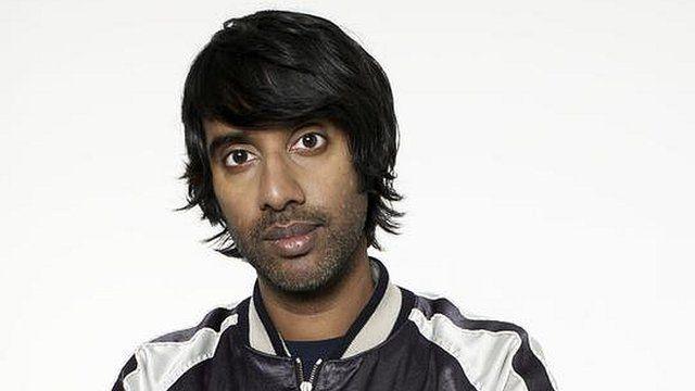 BBC Asian Network presenter, Nihal